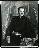 view Father Arthur Dombrowski [painting] / (photographed by Peter A. Juley & Son) digital asset number 1