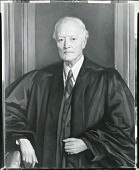 view Judge Oscar Leser [painting] / (photographed by Peter A. Juley & Son) digital asset number 1