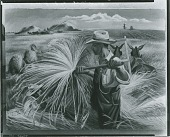 view Harvest, [painting] / (photographed by Peter A. Juley & Son) digital asset number 1