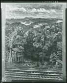 view Appalachian Evening [painting] / (photographed by Peter A. Juley & Son) digital asset number 1
