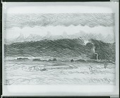 view Approaching Storm [drawing] / (photographed by Peter A. Juley & Son) digital asset number 1