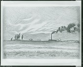 view Twilight [drawing] / (photographed by Peter A. Juley & Son) digital asset number 1