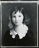 view Portrait of Mary Byron, The Artist's Niece [painting] / (photographed by Peter A. Juley & Son) digital asset number 1