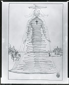 view The Visitation [drawing] / (photographed by Peter A. Juley & Son) digital asset number 1