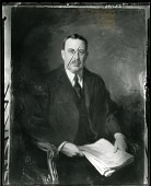 view Portrait of a Man [painting] / (photographed by Peter A. Juley & Son) digital asset number 1