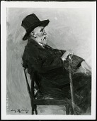 view The Country Doctor [painting] / (photographed by Peter A. Juley & Son) digital asset number 1
