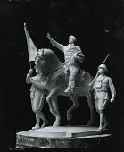 view Military Group [sculpture] / (photographed by Peter A. Juley & Son) digital asset number 1