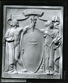 view Ex Libris George Robert White [sculpture] / (photographed by Peter A. Juley & Son) digital asset number 1