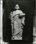 view The Hebrew Apostle (model) [sculpture] / (photographed by Peter A. Juley & Son) digital asset number 1