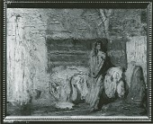 view Study for the Annunciation [painting] / (photographed by Peter A. Juley & Son) digital asset number 1