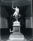 view Equestrian Statue of Lafayette [sculpture] / (photographed by Peter A. Juley & Son) digital asset number 1