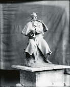 view Model for Portrait Monument [sculpture] / (photographed by Peter A. Juley & Son) digital asset number 1