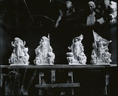 view Four Models for a Monument [sculpture] / (photographed by Peter A. Juley & Son) digital asset number 1