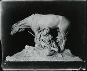 view Pioneer in a Storm [sculpture] / (photographed by Peter A. Juley & Son) digital asset number 1