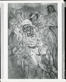 view Spaceman, Spaceman, Shining Bright [painting] / (photographed by Peter A. Juley & Son) digital asset number 1