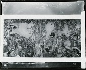 view Harvest Festival, Ecuador (mural) [fresco] / (photographed by Peter A. Juley & Son) digital asset number 1