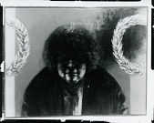 view The Mourner [painting] / (photographed by Peter A. Juley & Son) digital asset number 1