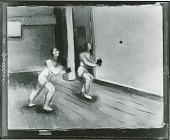 view Hand Ball Game [painting] / (photographed by Peter A. Juley & Son) digital asset number 1