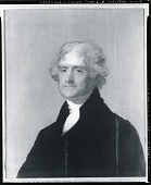view Thomas Jefferson (Edgehill Portrait) [painting] / (photographed by Peter A. Juley & Son) digital asset number 1
