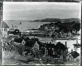 view The Gloucester Harbor [painting] / (photographed by Peter A. Juley & Son) digital asset number 1