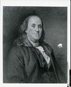 view Ben Franklin [painting] / (photographed by Peter A. Juley & Son) digital asset number 1