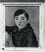 view Portrait of a Boy [painting] / (photographed by Peter A. Juley & Son) digital asset number 1