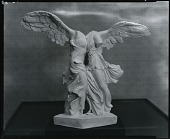 view La double victoire de samothrace [sculpture] / (photographed by Peter A. Juley & Son) digital asset number 1