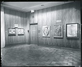view Gallery Shot [photograph] / (photographed by Peter A. Juley & Son) digital asset number 1