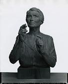 view Helen Keller [sculpture] / (photographed by Peter A. Juley & Son) digital asset number 1