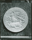 view (No Title Given: Medal) [medal] / (photographed by Peter A. Juley & Son) digital asset number 1