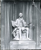 view Alexander Hamilton (model) [sculpture] / (photographed by Peter A. Juley & Son) digital asset number 1