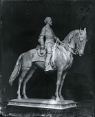 view General Franz Sigel [sculpture] / (photographed by Peter A. Juley & Son) digital asset number 1