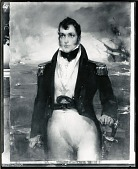 view Commodore Perry [painting] / (photographed by Peter A. Juley & Son) digital asset number 1