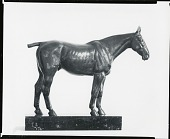 view Polo Pony: Perfection [sculpture] / (photographed by Peter A. Juley & Son) digital asset number 1