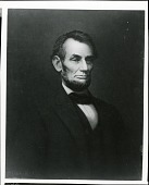 view Lincoln, Abraham [art work] / (photographed by Peter A. Juley & Son) digital asset number 1