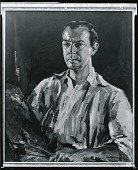 view John Whorf [painting] / (photographed by Peter A. Juley & Son) digital asset number 1