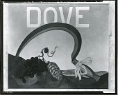 view Poster Portrait: Dove [painting] / (photographed by Peter A. Juley & Son) digital asset number 1
