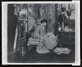 view Connoisseur- The Studio Corner [painting] / (photographed by Peter A. Juley & Son) digital asset number 1