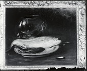 view Still Life - Striped Bass [painting] / (photographed by Peter A. Juley & Son) digital asset number 1
