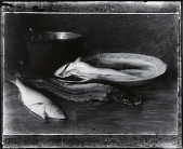 view Still Life with Fish [painting] / (photographed by Peter A. Juley & Son) digital asset number 1