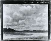 view Rain Clouds, Arizona [painting] / (photographed by Peter A. Juley & Son) digital asset number 1