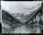 view Lake Louise [painting] / (photographed by Peter A. Juley & Son) digital asset number 1