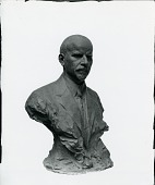 view Portrait Bust [sculpture] / (photographed by Peter A. Juley & Son) digital asset number 1