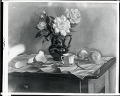 view The Breakfast Table [art work] / (photographed by Peter A. Juley & Son) digital asset number 1