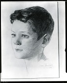 view Bobby [drawing] / (photographed by Peter A. Juley & Son) digital asset number 1