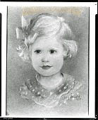 view Meinke Girl [drawing] / (photographed by Peter A. Juley & Son) digital asset number 1