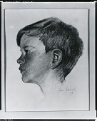 view Meinke Child [drawing] / (photographed by Peter A. Juley & Son) digital asset number 1