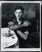 view Anthony [painting] / (photographed by Peter A. Juley & Son) digital asset number 1