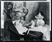 view Pink Sugar Bowl [painting] / (photographed by Peter A. Juley & Son) digital asset number 1