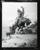 view Chief Conquering Bear [painting] / (photographed by Peter A. Juley & Son) digital asset number 1